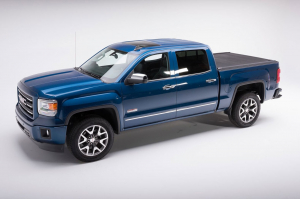 Bed Covers - Retrax Manual Bed Covers - Retrax - RETRAX ONE MX          2007-2013  Chevy & GMC   5.8' Bed    Wide Rail   (60431)