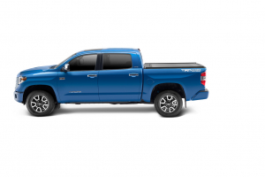 Bed Covers - Retrax Manual Bed Covers - Retrax - RETRAX ONE MX          2007-2020  Tundra Crewmax  5.5' Bed  w/Deck Rail   (60841)