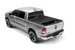 Bed Covers - Roll-N-Lock Manual Bed Covers - Roll-N-Lock - Roll-N-Lock  M-Series Retractable Bed Cover   2019+  Ram 1500  6.5' Bed  (LG402M)