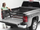 Bed Covers - Roll-N-Lock Manual Bed Covers - Roll-N-Lock - Roll-N-Lock Cargo Manager    2007-2020  Tundra  5.5' Bed  (CM570)