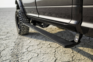 Steps - AMP Electric Steps - AMP - AMP  Powerstep    2006-2008 Ram 1500  & 2006-2009 HD   Extended/Crew Cab (75118-01A)