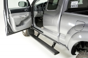 Steps - AMP Electric Steps - AMP - AMP  Powerstep   2005-2015  Tacoma    Double Cab/Crew Cab (75142-01A)