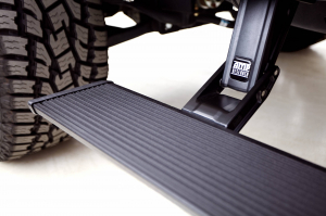 Steps - AMP Electric Steps - AMP - AMP  PowerStep Xtreme    2019 Ram 1500 Crew Cab   Plug-N-Play   (78240-01A)