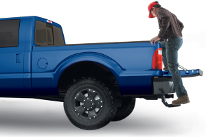 Exterior Accessories - AMP Bed Steps - AMP - AMP Bedstep    2017-2020   F250/F350/ F450    (75313-01A)