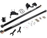 """Suspension - Recoil Traction Bars - BDS - BDS  RECOIL Traction Bar System w/ Mount Kit 2019+ Ram 3500 w/4.375"""" Axle (122407) & (123409)"""