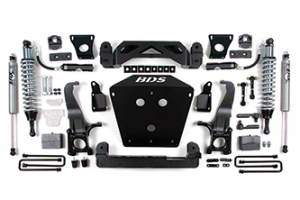 "BDS - BDS  7""  (2.5RR) Coil Over Lift Kit   2016-2020  Tundra  (818F) - Image 2"