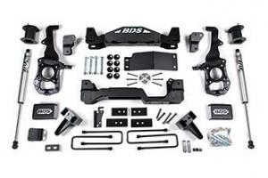 """BDS - BDS  6""""  Lift Kit   2021+  F150  4WD  (1579H) - Image 2"""