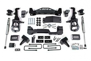 """BDS - BDS  4""""  Lift Kit  2021+  F150  4WD  (1583H) - Image 1"""