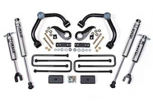 "BDS - BDS  3"" UCA Lift Kit  w/ FOX Shocks   2020+  Silverado/Sierra HD  2WD/4WD  (760FS) - Image 1"
