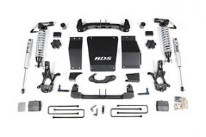 "BDS - 4""  Coil Over Lift Kit  w/ FOX Shocks   2014-2019Classic  Silverado/Sierra 1500  4WD  (712F)"