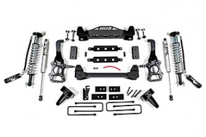 "BDS - BDS  6""  Coil Over Lift Kit  w/ FOX Shocks   2015-2020  F150  2WD  (1522F) - Image 1"