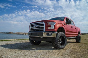 "BDS - BDS  6""  Coil Over Lift Kit  w/ FOX Shocks   2015-2020  F150  2WD  (1522F) - Image 2"
