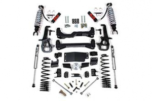 "BDS - BDS  6"" Coil Over Kit w/ FOX Shocks   2019 Ram 1500 w/out ARC  (1637F) - Image 2"