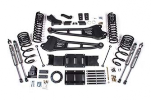 "BDS - BDS  6"" Lift Kit    2020 +  Ram 1500 (and Rebel)  w/out ARC  (1661H) - Image 1"