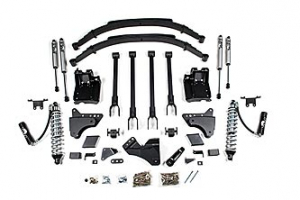 """BDS - BDS  8"""" Coil Over 4-Link Lift Kit  w/ FOX Shocks   2011-2016  F250/F350   (1500F) - Image 1"""