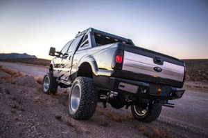 """BDS - BDS  8"""" Coil Over 4-Link Lift Kit  w/ FOX Shocks   2011-2016  F250/F350   (1500F) - Image 2"""