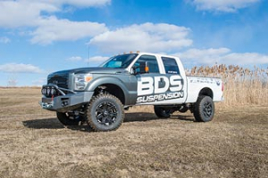 """BDS - BDS  4""""  Coil Over  4-Link Conversion Kit  w/ FOX Shocks   2011-2016  F250/F350  DIESEL  (590F) - Image 2"""