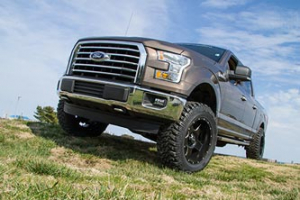 """BDS - BDS  4""""  Coil Over Kit  w/ FOX Shocks  2015-2020  F150  2WD  (1523F) - Image 2"""