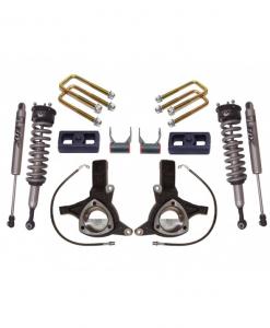 """MAXTRAC - MAXTRAC   2wd Lift Kit w/ Fox Shocks - 7.5""""/5"""" Lift Height   (MAXT-K881375F)"""
