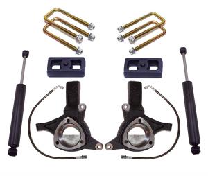 """MAXTRAC - MAXTRAC   2wd Lift Kit w/ Max Trac Shocks - 5""""/3"""" Lift Height   (MAXT-K881753)"""