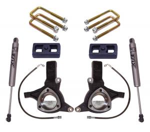 """MAXTRAC - MAXTRAC   2wd Lift Kit w/ Fox Shocks - 5""""/3"""" Lift Height   (MAXT-K881753F)"""
