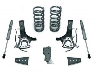 """MAXTRAC - MAXTRAC   2wd Lift Kit w/ Fox Shocks - 4.5""""/3"""" Lift Height   (MAXT-K882443F)"""