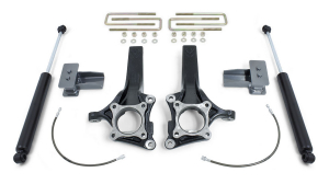 """MAXTRAC - MAXTRAC   2wd Lift Kit w/ Max Trac Shocks - 4""""/2"""" Lift Height 2009-2020 F-150 (MAXT-K883442)"""