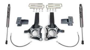 """MAXTRAC - MAXTRAC   2wd Lift Kit w/ Fox Shocks - 4.5""""/2"""" Lift Height 2009-2014 F-150 (MAXT-K883242F)"""