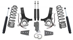 """MAXTRAC - MAXTRAC   2wd Lift Kit w/ Coil Spacers & Max Trac Shocks - 6.5""""/4.5"""" Lift Height   (MAXT-K882465)"""