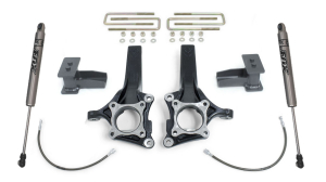 """MAXTRAC - MAXTRAC   2wd Lift Kit w/ Fox Shocks - 4""""/2"""" Lift Height 2009-2014 F-150 (MAXT-K883442F)"""