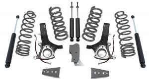 """MAXTRAC - MAXTRAC   2wd Lift Kit w/ Eco Diesel Coils & Max Trac Shocks - 6.5""""/4.5"""" Lift Height   (MAXT-K882464)"""