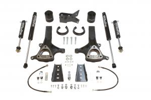 """MAXTRAC - MAXTRAC   2wd Lift Kit w/ 4 Coil Spacers & Max Trac Shocks - 6.5""""/4"""" Lift Height   (MAXT-K882464S)"""