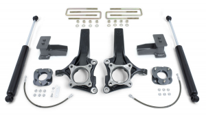 """MAXTRAC - MAXTRAC   2wd Lift Kit w/ Max Trac Shocks - 6.5""""/4"""" Lift Height 2009-2020 F-150 (MAXT-K883464)"""