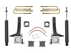 """MAXTRAC - MAXTRAC   2wd Lift Kit w/ Max Trac Shocks - 6""""/4"""" Lift Height 2007-2020 Tundra (MAXT-K886764)"""
