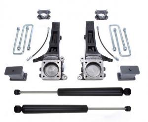 """MAXTRAC - MAXTRAC   2wd Lift Kit w/ Max Trac Shocks - 6.5""""/4"""" Lift Height 2005-2020 Tacoma (MAXT-K886864)"""