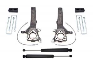 """MAXTRAC - MAXTRAC   2wd Lift Kit w/ Max Trac Shocks - 4""""/2"""" Lift Height   (MAXT-K885342)"""