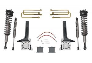 """MAXTRAC - MAXTRAC   2wd Lift Kit w/ Fox Shocks - 6""""/4"""" Lift Height 2007-2020 Tundra (MAXT-K886764F)"""
