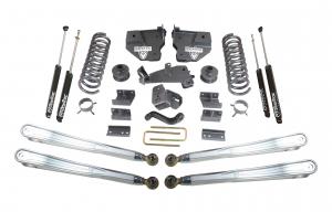 """MAXTRAC - MAXTRAC   4wd Lift Kit w/ 4 Links & Max Trac Shocks - 4""""/1"""" Lift Height (2500 Models)   (MAXT-K947241L)"""