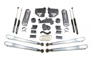 """MAXTRAC - MAXTRAC   4wd Lift Kit w/ 4 Links & Max Trac Shocks - 6""""/3"""" Lift Height (2500 Models)   (MAXT-K947263L)"""
