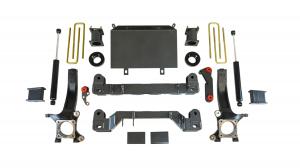 """MAXTRAC - MAXTRAC   4wd Lift Kit - 6""""/4"""" Lift Height 2007-2020 Tundra (MAXT-K946764)"""