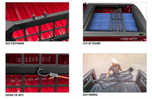 Bed Covers - Roll-N-Lock Manual Bed Covers - Roll-N-Lock - Cargo Manager  2019+  Ranger  6'  Bed  (CM123)
