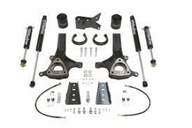 """MAXTRAC - MAXTRAC   2wd Lift Kit w/ MaxTrac Shocks - 3.5""""/2"""" Lift Height   (MAXT-K881932)"""