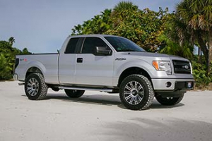 """BDS - BDS  2"""" CoilOver Lift Kit   2009-2013  F150  2WD/4WD  (1586F) - Image 2"""