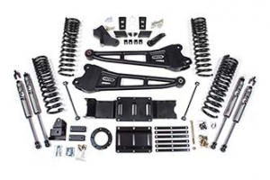 "BDS - BDS  6"" Radius Arm Likt Kit   2019+  Ram 2500   w/Rear Coil Springs  *DIESEL ONLY*  (1680H) - Image 2"