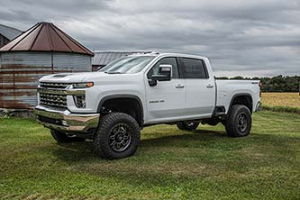 "BDS - BDS  5""  High Clearance Lift Kit w/FOX Shocks    2020+  Silverado/Sierra  HD  (766FS) - Image 2"