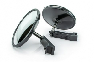 DV8 Driver and Passenger Side Mirrors for Rail System Universal  (D-JP-190049-A)