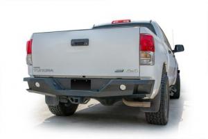 Rear - DV8 Rear Bumpers - DV8 Offroad - DV8 Rear Bumber 2007-2013 Tundra  (RBTT2-02)