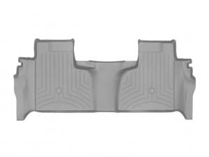 Interior Accessories - Weathertech Floor Mats - Weathertech - WeatherTech  Rear  FloorLiner  DigitalFit   Grey   2021+  F150  (466976)