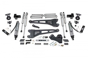 "BDS - 4"" Radius Arm Coilover Kit  w/FOX Shocks    2020+   F350 DRW  (Diesel)  w/Rear Block  (1563F)"