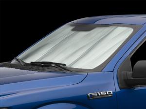 Interior Accessories - Sunshades - Weathertech - WeatherTech SunShade 2007-2013 Silverado 1500 2008-2014 Silverado 2500/3500 2007-2014 Sierra  (TS0033)